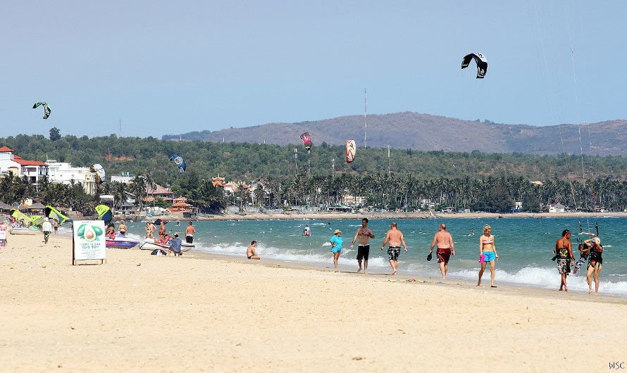 Пляжи Mui Ne