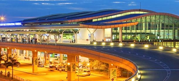 Из аэропорта в Mui Ne