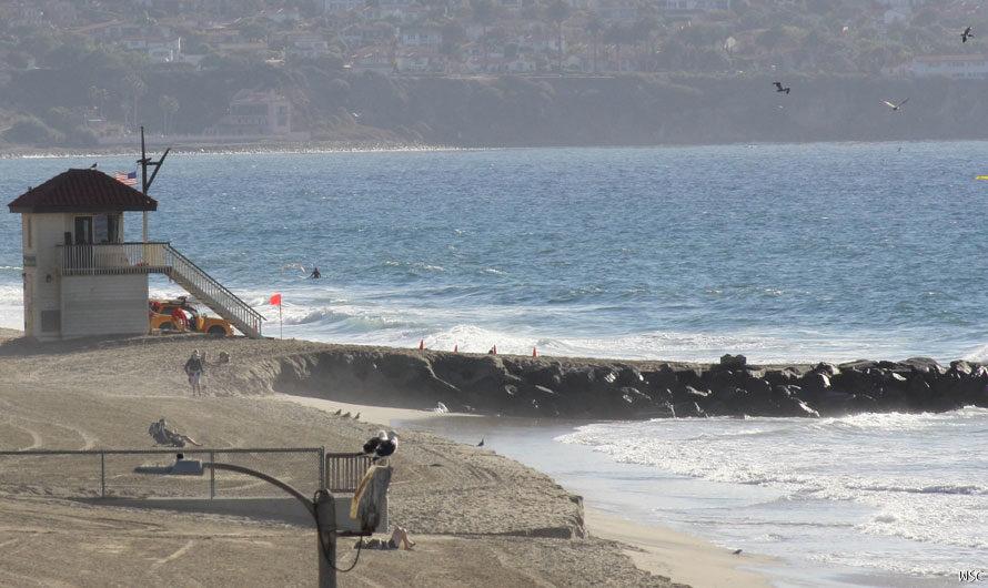 Фото отчет пляжи Лос-Анджелеса. День 1