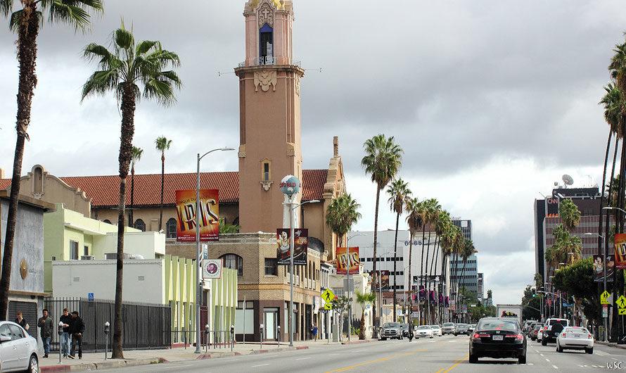 Фото отчет пляжи Лос Анджелеса. День 3
