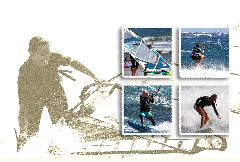WindSurfCamp на Тенерифе