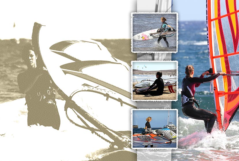 WindSurfCamp на Канарах