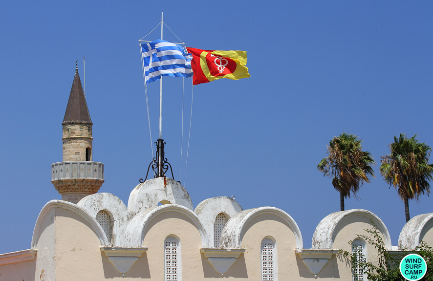 Лето в Греции — о. Кос Виндсерфинг в Греции на острове Кос в Псалиди