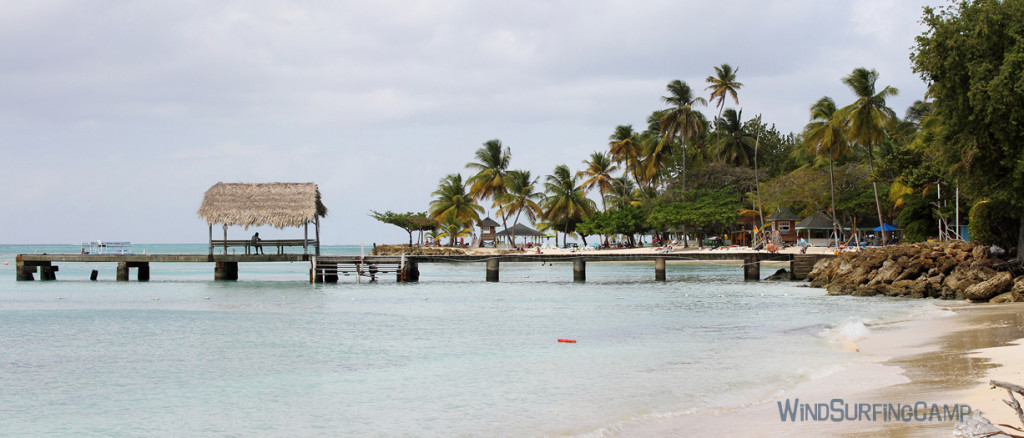 Тобаго Pigeo Point
