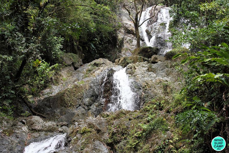 Водопад Argyle в Тобаго