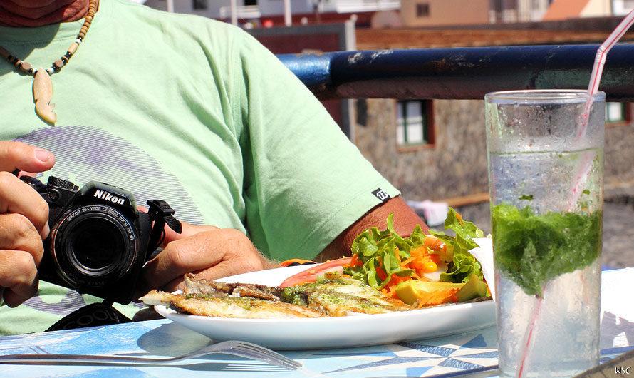 Сколько стоит поесть на Тенерифе