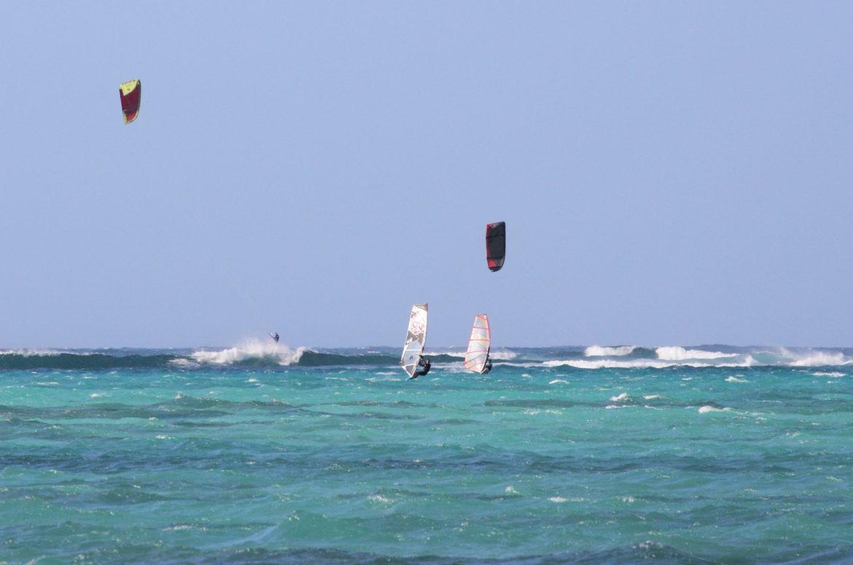Виндсерфинг в Доминикане
