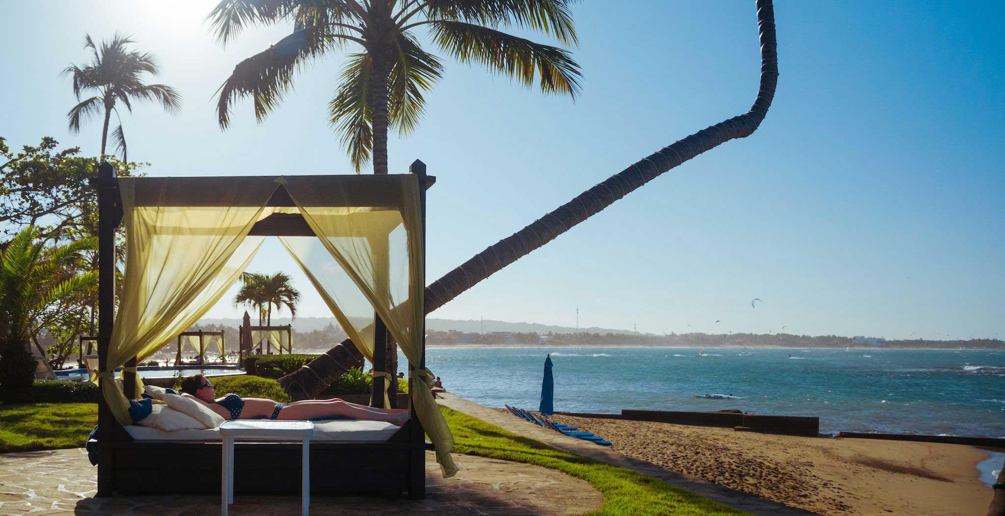 Отели и апартаменты в Кабарете (Cabarete) — Доминикана
