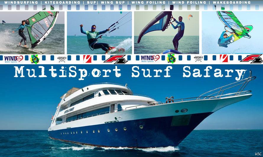Мультиспорт Серф Сафари в Египте 2021
