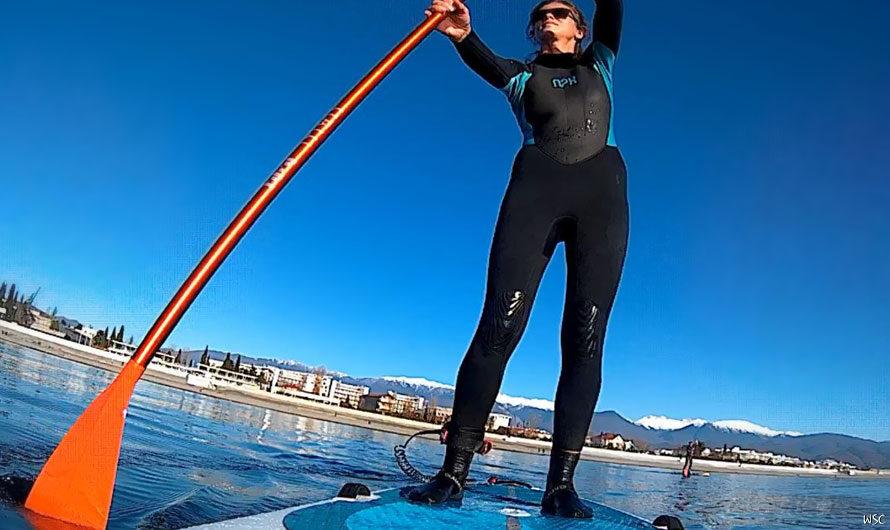САП серфинг в Сочи