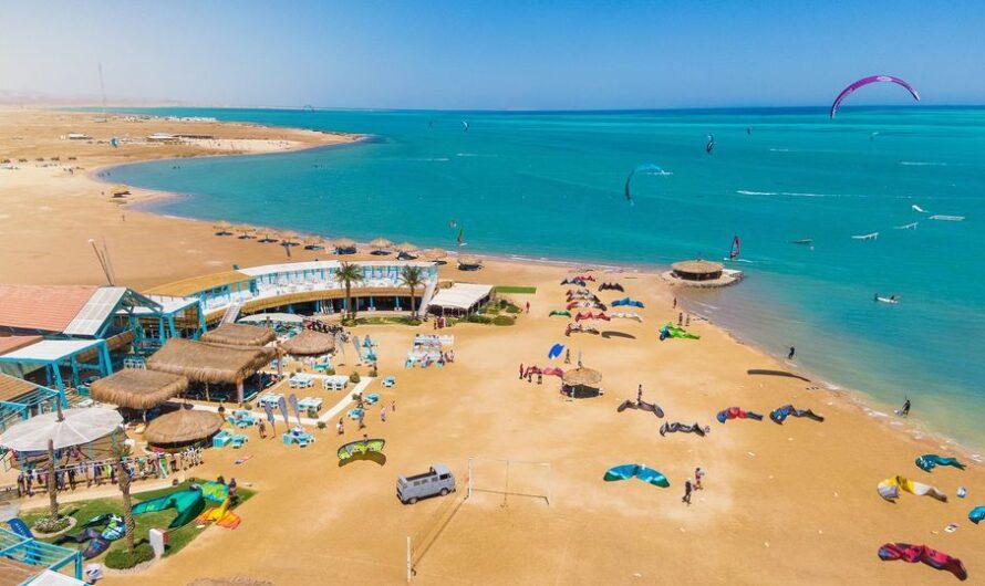 Эль-Гуна в Египте на Красном море